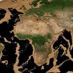 Jak wyglądałaby Ziemia bez oceanów