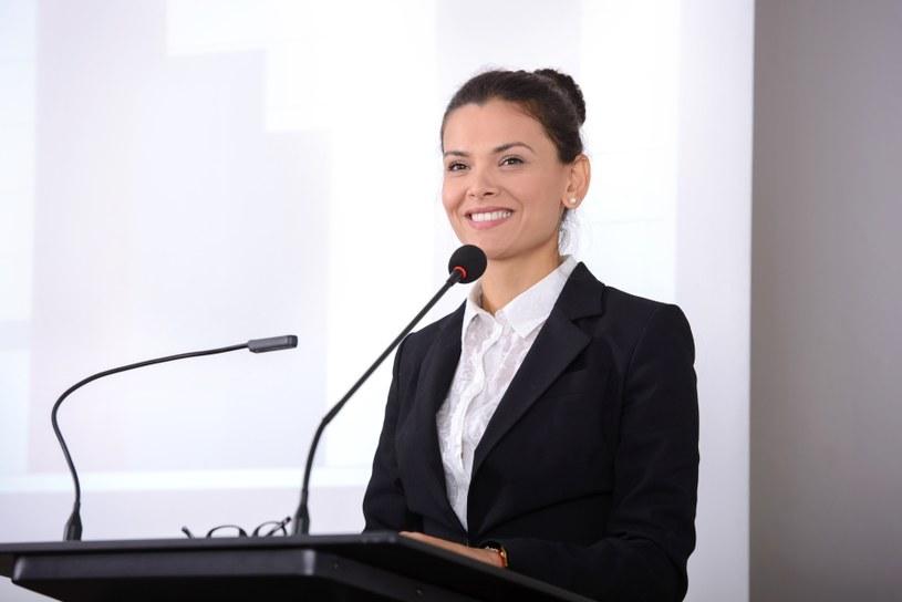 Jak wygłosić dobre przemówienie? /©123RF/PICSEL