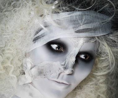 Jak wykonać upiorny make up na Halloween?