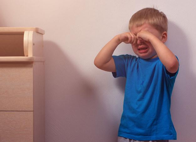 Jak wynika z badań, wielu rodziców stosuje metody oparte na sile i karach fizycznych /123RF/PICSEL
