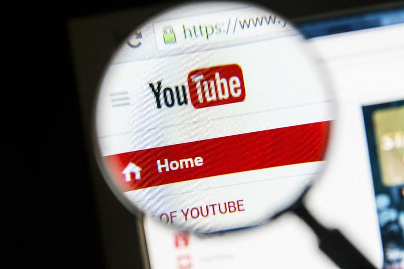 Jak wynika z danych firmy Gemius, w październiku 2016 roku YouTube odwiedziło prawie 19,5 miliona Polaków /123RF/PICSEL