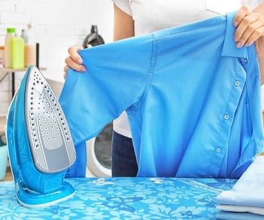 Jak wyprasować koszulę krok po kroku?