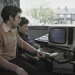 Jak wysłać maila? Instrukcja z 1984 roku! - wideo