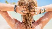 Jak wzmocnić włosy po lecie?
