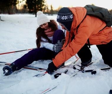 Jak zachować się podczas wypadku na stoku narciarskim?