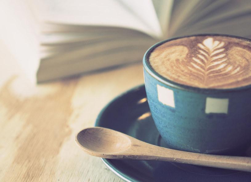 Jak zacząć dzień? Oczywiście od filiżanki kawy! /123RF/PICSEL
