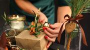 Jak zapakować trudne prezenty?