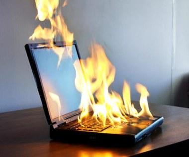 Jak zapobiec przegrzewaniu się laptopa?