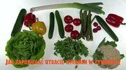 Jak zapobiegać utracie witamin w żywności?