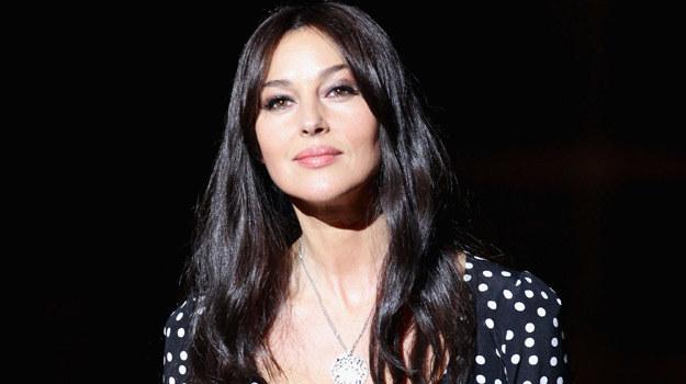 Jak zawsze zachwycająco piękna Monica Bellucci / fot. Vittorio Zunino Celotto /Getty Images/Flash Press Media