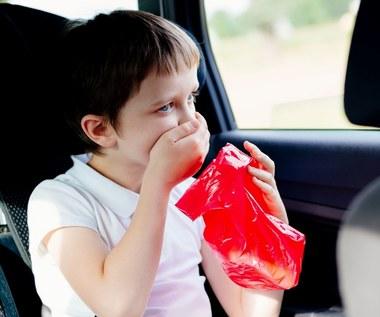 Jak złagodzić objawy choroby lokomocyjnej?