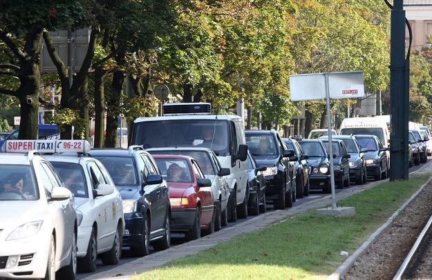 Jak zlikwidować korki w miastach? / Fot: Wojciech Traczyk /East News