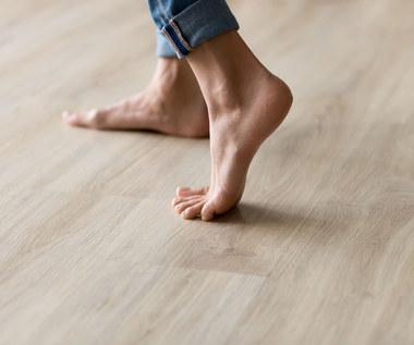 Jak zlikwidować pieczenie stóp?