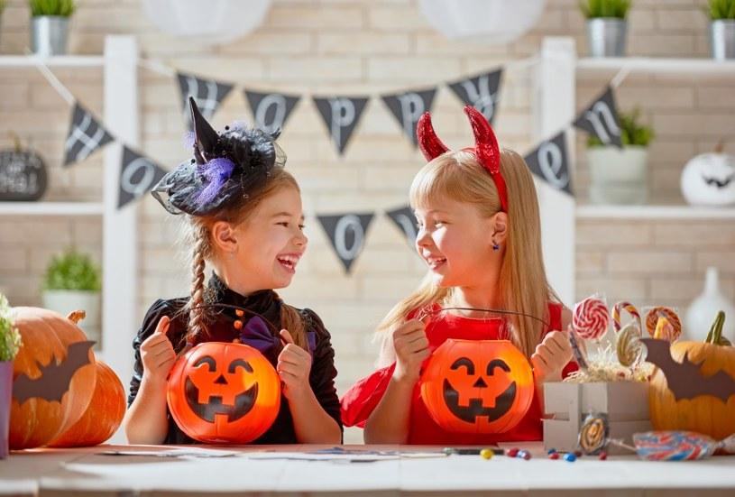 Jak zorganizować Halloween dla dzieci? /©123RF/PICSEL