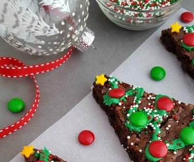 Jak zrobić ciasteczka w kształcie choinki?