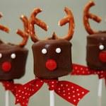 Jak zrobić czekoladowe reniferki?