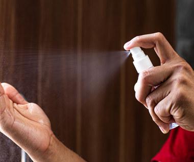 Jak zrobić domowy spray antybakteryjny?