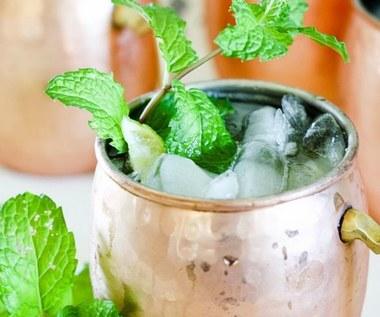 Jak zrobić drink moskiewski muł?