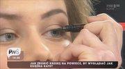 Jak zrobić idealną kreskę na oku?