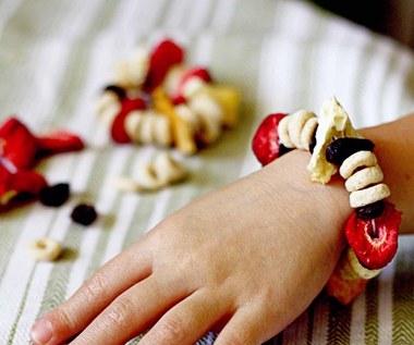 Jak zrobić jadalne bransoletki?