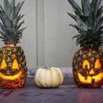 Jak zrobić latarnię z ananasa na Halloween?