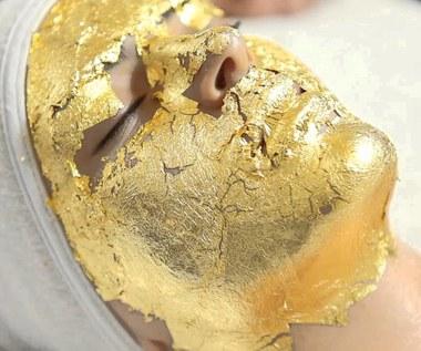 Jak zrobić maseczkę ze złota?