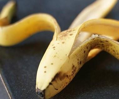 Jak zrobić nawóz do kwiatów doniczkowych z banana?