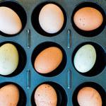 Jak zrobić pieczone jajka?