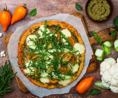 Jak zrobić pizzę z kalafiora?