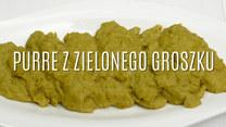 Jak zrobić puree z zielonego groszku?