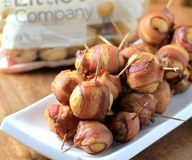Jak zrobić roladki z ziemniaków i bekonu