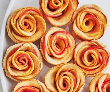 Jak zrobić różyczki z jabłek?
