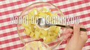 Jak zrobić sałatkę ziemniaczaną z jajkiem?