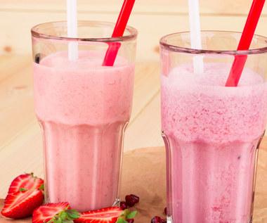 Jak zrobić shake truskawkowy?