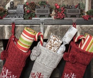 Jak zrobić skarpetę świąteczną? Trzy pomysły