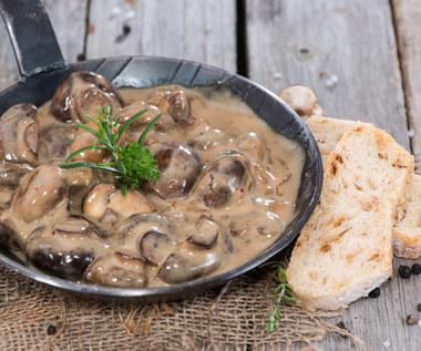 Jak zrobić sos ze świeżych grzybów?
