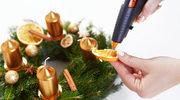 Jak zrobić stroik? Wianek z gałązek ze świecami