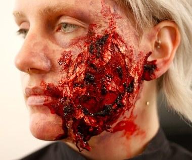 Jak zrobić sztuczną ranę na Halloween?