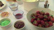Jak zrobić tort z truskawkami?