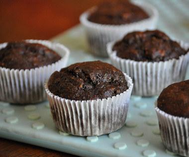 Jak zrobić wegańskie, bananowo-czekoladowe muffinki?