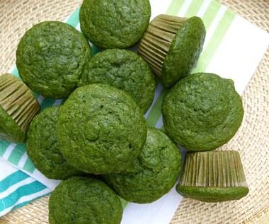 Jak zrobić zielone muffinki?