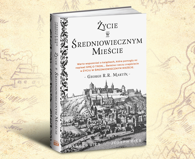 Jak żyło się w średniowiecznym mieście? Czy straż miejska już wówczas była wyszydzana? /materiał partnera