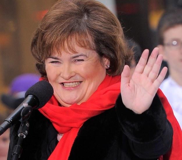Jaka część z tych 16 milionów wpadła do kieszeni Susan Boyle? Tego nie wiemy - fot. Jemal Countess /Getty Images/Flash Press Media
