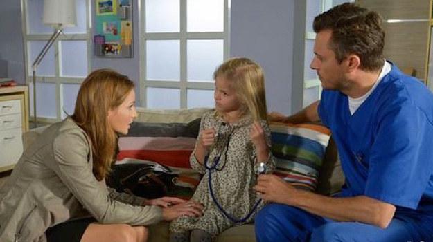 Jaką decyzję podejmie Magda? Czy zgodzi się, by Piotr nadal spotykał się z córką? /ARTRAMA