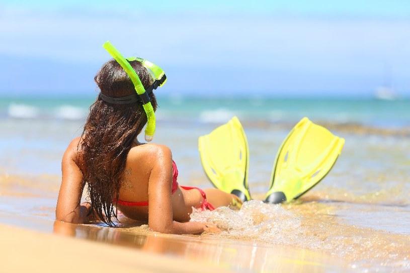 Jaką maskę do nurkowania wybrać? /123RF/PICSEL