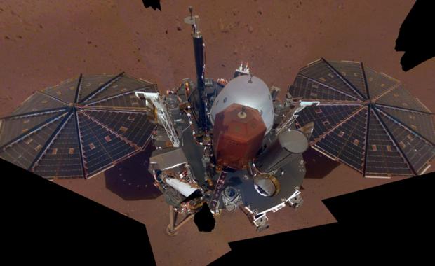 Jaka pogoda panuje na Marsie? Sam możesz sprawdzić...