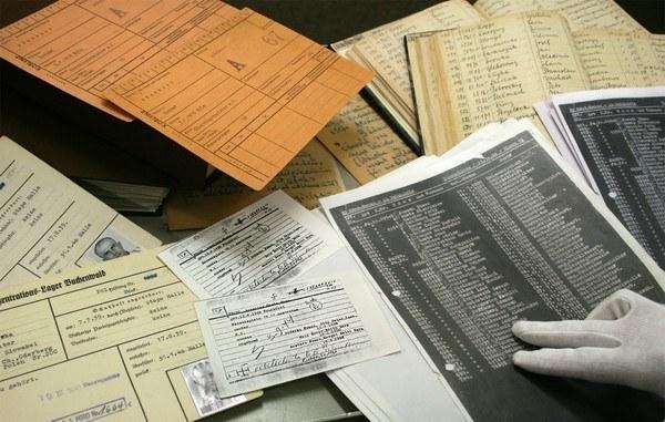 Jaką tajemnice skrywało gestapowskie archiwum? /AFP