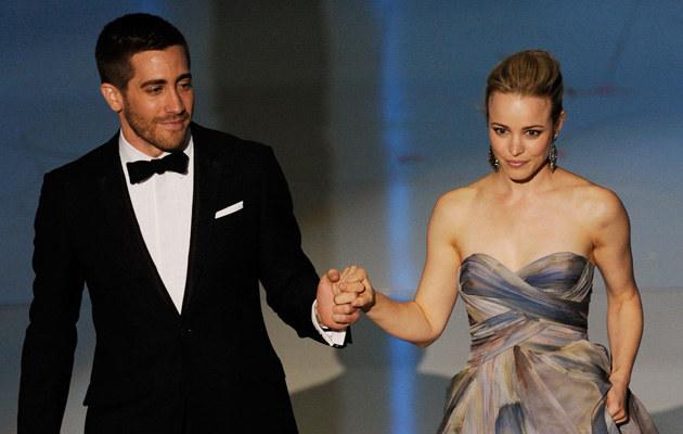 Jake Gyllenhaal i Rachel McAdams /Kevin Winter /Getty Images