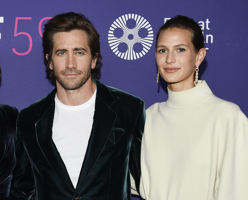 Jake Gyllenhaal z dziewczyną Jeanne Cadieu /Invision/Invision/East News /East News