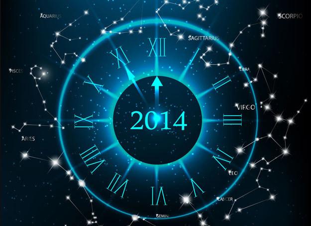Jaki będzie 2014 rok pod opieką Saturna? /123RF/PICSEL